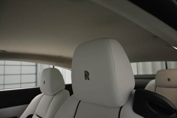 New 2016 Rolls-Royce Wraith for sale Sold at Bentley Greenwich in Greenwich CT 06830 18