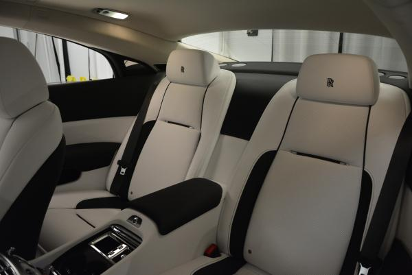 New 2016 Rolls-Royce Wraith for sale Sold at Bentley Greenwich in Greenwich CT 06830 19