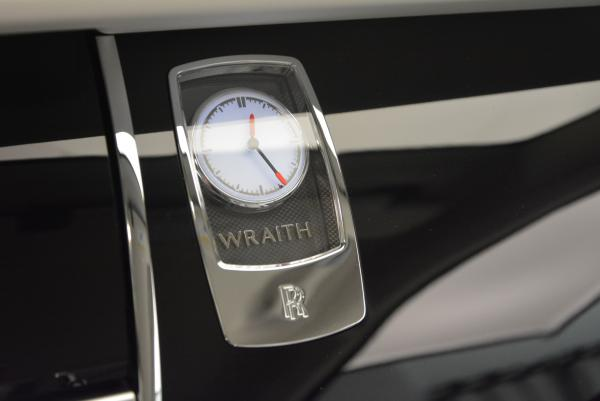 New 2016 Rolls-Royce Wraith for sale Sold at Bentley Greenwich in Greenwich CT 06830 24