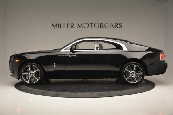 New 2016 Rolls-Royce Wraith for sale Sold at Bentley Greenwich in Greenwich CT 06830 3