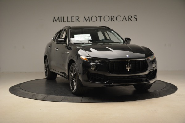 Used 2018 Maserati Levante S Q4 GranSport for sale Call for price at Bentley Greenwich in Greenwich CT 06830 10