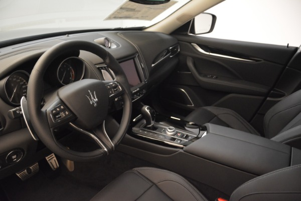 Used 2018 Maserati Levante S Q4 GranSport for sale Call for price at Bentley Greenwich in Greenwich CT 06830 12