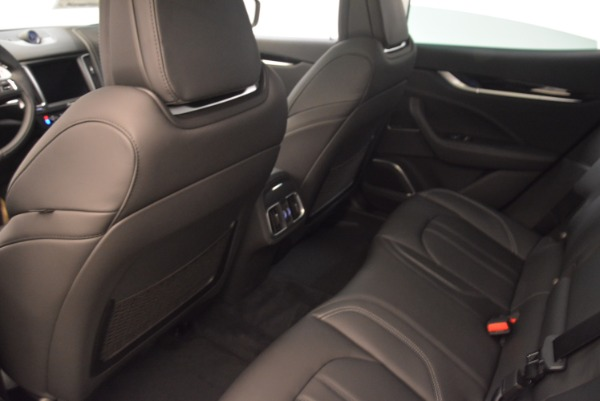 Used 2018 Maserati Levante S Q4 GranSport for sale Call for price at Bentley Greenwich in Greenwich CT 06830 17