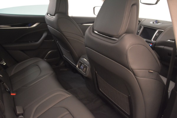 Used 2018 Maserati Levante S Q4 GranSport for sale Call for price at Bentley Greenwich in Greenwich CT 06830 23