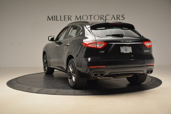 Used 2018 Maserati Levante S Q4 GranSport for sale Call for price at Bentley Greenwich in Greenwich CT 06830 4