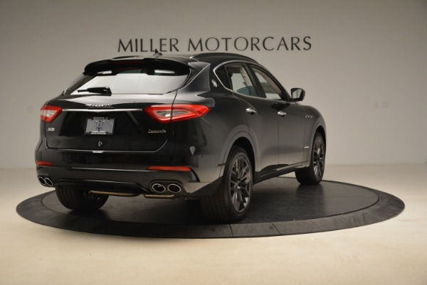 Used 2018 Maserati Levante S Q4 GranSport for sale Call for price at Bentley Greenwich in Greenwich CT 06830 6