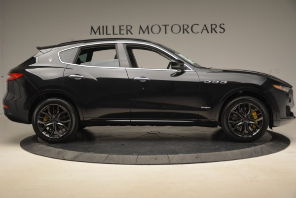Used 2018 Maserati Levante S Q4 GranSport for sale Call for price at Bentley Greenwich in Greenwich CT 06830 8