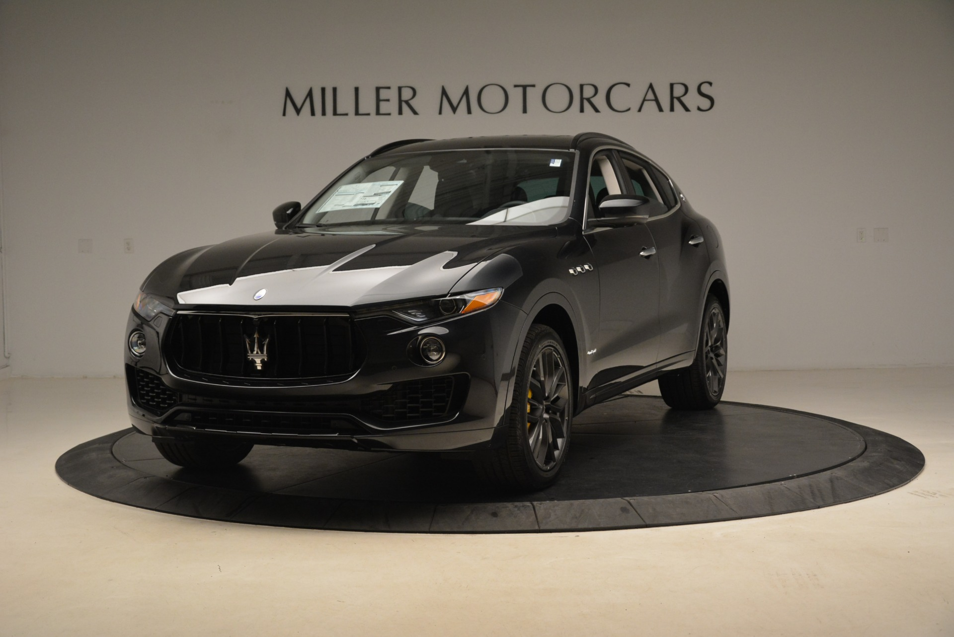 Used 2018 Maserati Levante S Q4 GranSport for sale Call for price at Bentley Greenwich in Greenwich CT 06830 1