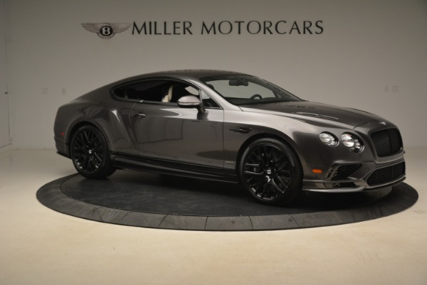 Used 2017 Bentley Continental GT Supersports for sale Sold at Bentley Greenwich in Greenwich CT 06830 10