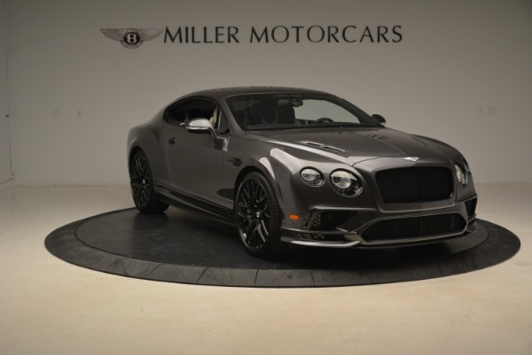 Used 2017 Bentley Continental GT Supersports for sale Sold at Bentley Greenwich in Greenwich CT 06830 11