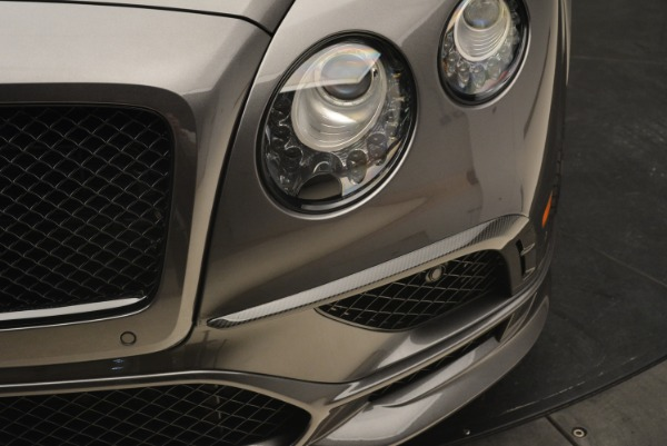 Used 2017 Bentley Continental GT Supersports for sale Sold at Bentley Greenwich in Greenwich CT 06830 14