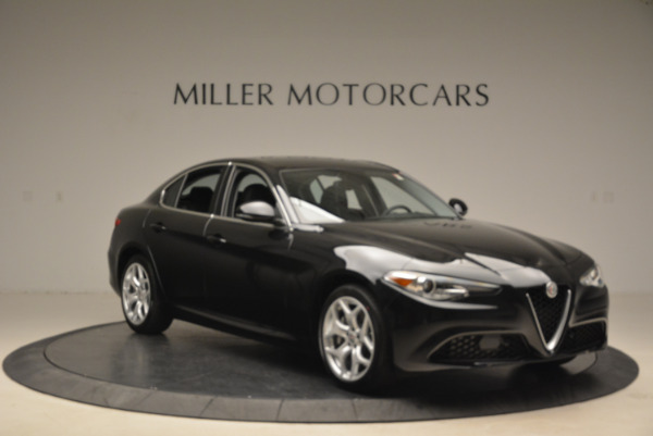 New 2018 Alfa Romeo Giulia Ti Q4 for sale Sold at Bentley Greenwich in Greenwich CT 06830 11