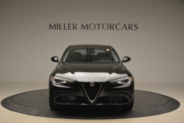 New 2018 Alfa Romeo Giulia Ti Q4 for sale Sold at Bentley Greenwich in Greenwich CT 06830 12