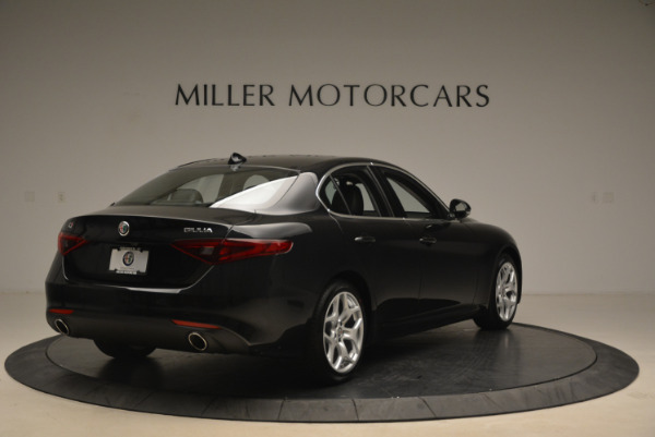 New 2018 Alfa Romeo Giulia Ti Q4 for sale Sold at Bentley Greenwich in Greenwich CT 06830 7