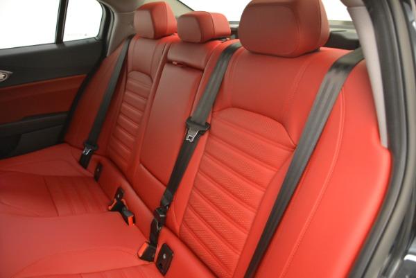 New 2018 Alfa Romeo Giulia Ti Sport Q4 for sale Sold at Bentley Greenwich in Greenwich CT 06830 18