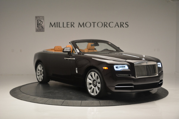 Used 2018 Rolls-Royce Dawn for sale Sold at Bentley Greenwich in Greenwich CT 06830 7