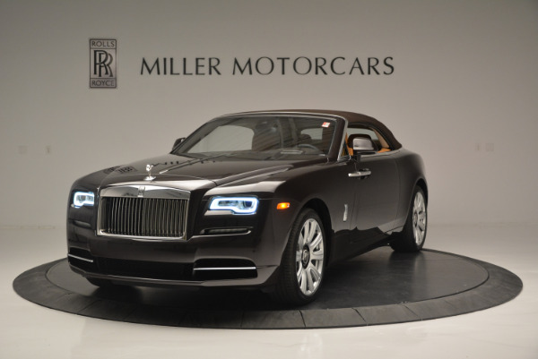 Used 2018 Rolls-Royce Dawn for sale Sold at Bentley Greenwich in Greenwich CT 06830 9