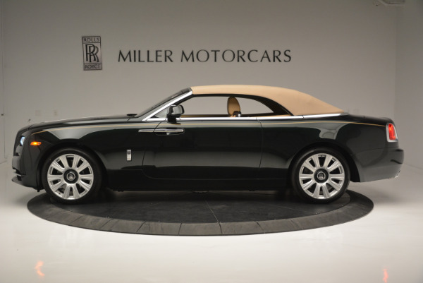 Used 2018 Rolls-Royce Dawn for sale Sold at Bentley Greenwich in Greenwich CT 06830 10