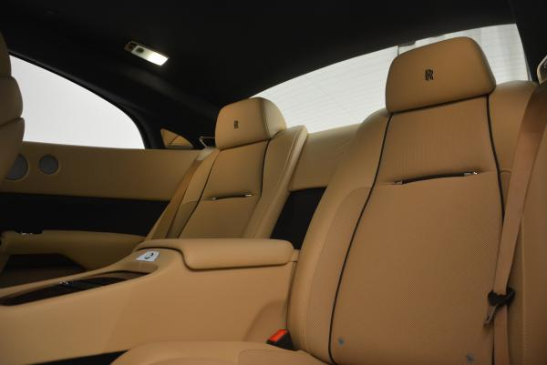 New 2016 Rolls-Royce Wraith for sale Sold at Bentley Greenwich in Greenwich CT 06830 21