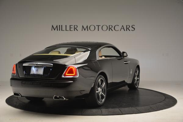 New 2016 Rolls-Royce Wraith for sale Sold at Bentley Greenwich in Greenwich CT 06830 8