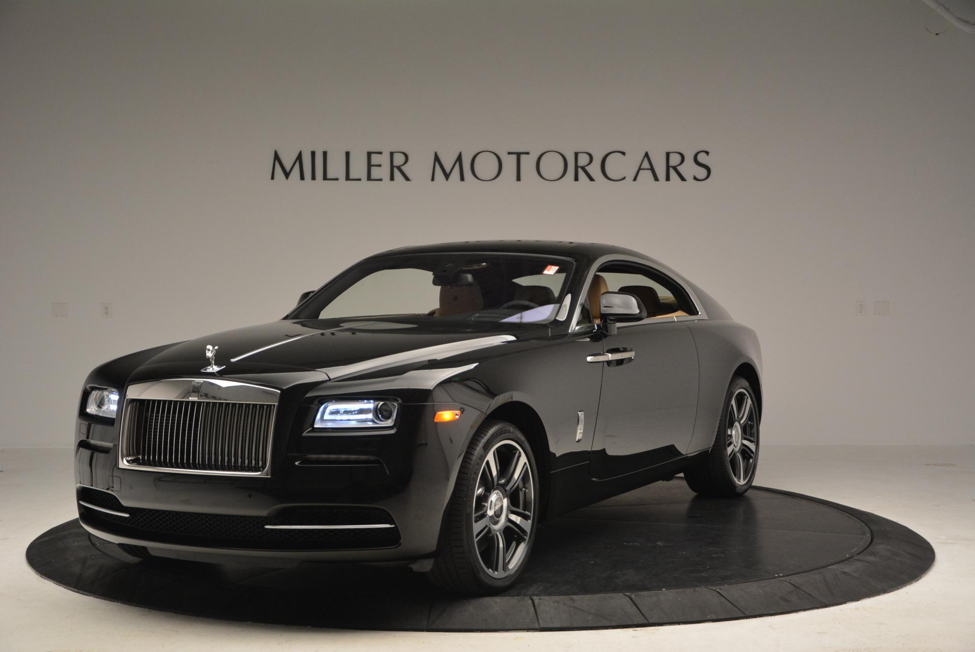 New 2016 Rolls-Royce Wraith for sale Sold at Bentley Greenwich in Greenwich CT 06830 1