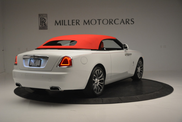 New 2018 Rolls-Royce Dawn for sale Sold at Bentley Greenwich in Greenwich CT 06830 14