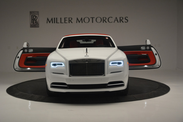New 2018 Rolls-Royce Dawn for sale Sold at Bentley Greenwich in Greenwich CT 06830 18