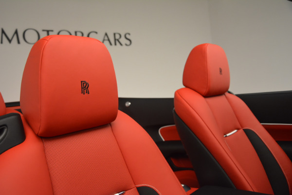 New 2018 Rolls-Royce Dawn for sale Sold at Bentley Greenwich in Greenwich CT 06830 28