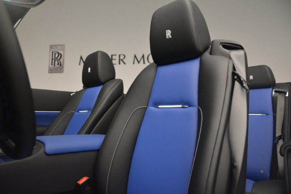 Used 2018 Rolls-Royce Dawn for sale Sold at Bentley Greenwich in Greenwich CT 06830 19