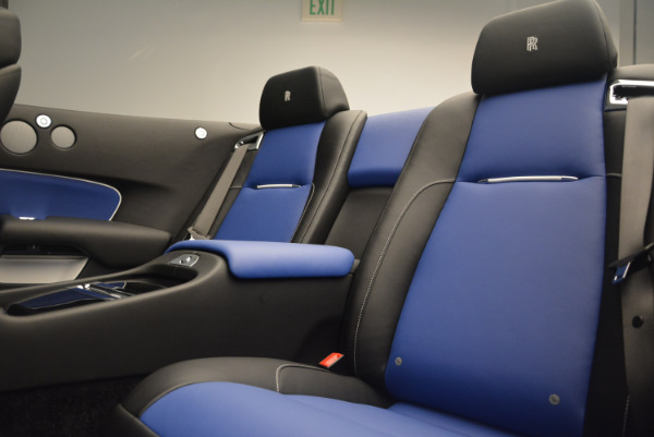 Used 2018 Rolls-Royce Dawn for sale Sold at Bentley Greenwich in Greenwich CT 06830 24