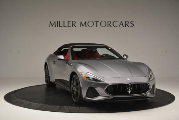 New 2018 Maserati GranTurismo Sport Convertible for sale Sold at Bentley Greenwich in Greenwich CT 06830 23