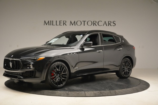 New 2018 Maserati Levante S Q4 GranSport for sale Sold at Bentley Greenwich in Greenwich CT 06830 2
