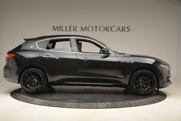 New 2018 Maserati Levante S Q4 GranSport for sale Sold at Bentley Greenwich in Greenwich CT 06830 9