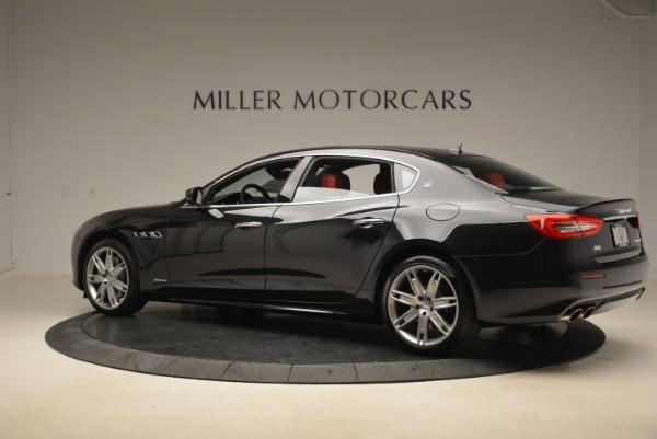 New 2018 Maserati Quattroporte S Q4 GranLusso for sale Sold at Bentley Greenwich in Greenwich CT 06830 5