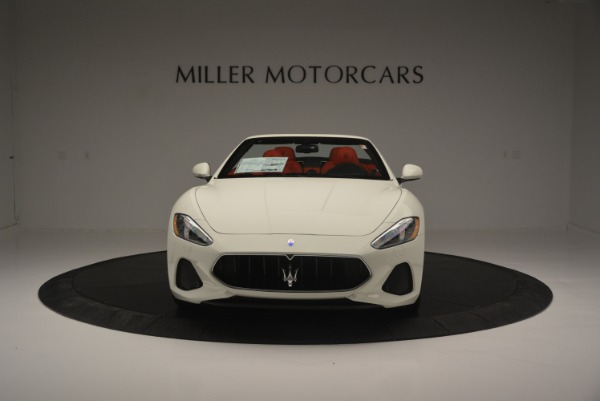 New 2018 Maserati GranTurismo Sport for sale Sold at Bentley Greenwich in Greenwich CT 06830 12