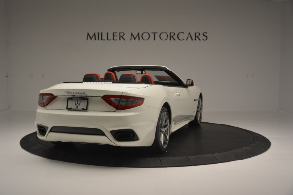New 2018 Maserati GranTurismo Sport for sale Sold at Bentley Greenwich in Greenwich CT 06830 7