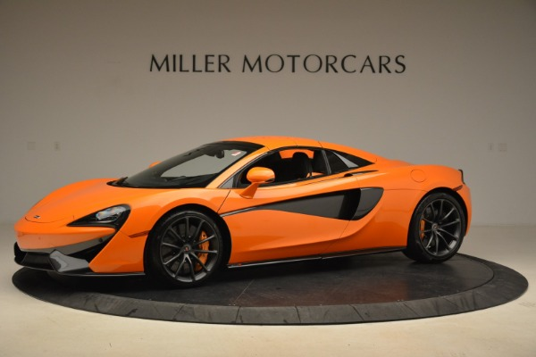 Used 2018 McLaren 570S Spider Convertible for sale Sold at Bentley Greenwich in Greenwich CT 06830 15