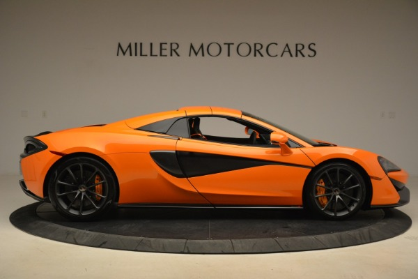 Used 2018 McLaren 570S Spider Convertible for sale Sold at Bentley Greenwich in Greenwich CT 06830 20