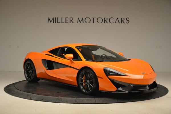 Used 2018 McLaren 570S Spider Convertible for sale Sold at Bentley Greenwich in Greenwich CT 06830 21