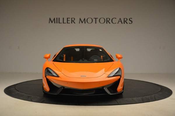 Used 2018 McLaren 570S Spider Convertible for sale Sold at Bentley Greenwich in Greenwich CT 06830 22