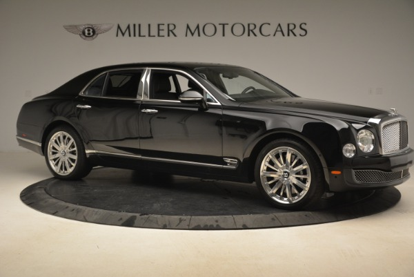 Used 2016 Bentley Mulsanne for sale Sold at Bentley Greenwich in Greenwich CT 06830 11