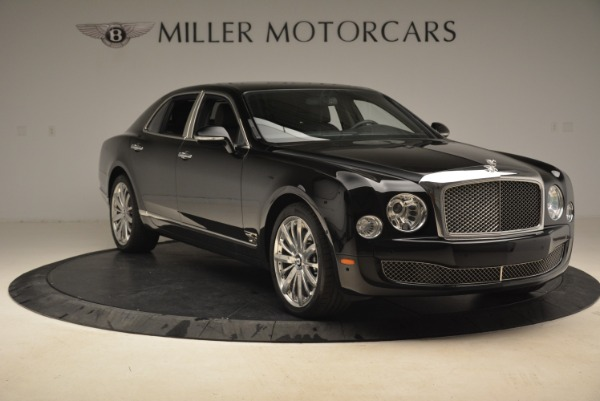 Used 2016 Bentley Mulsanne for sale Sold at Bentley Greenwich in Greenwich CT 06830 12