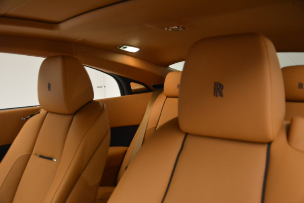 Used 2016 Rolls-Royce Wraith for sale Sold at Bentley Greenwich in Greenwich CT 06830 16