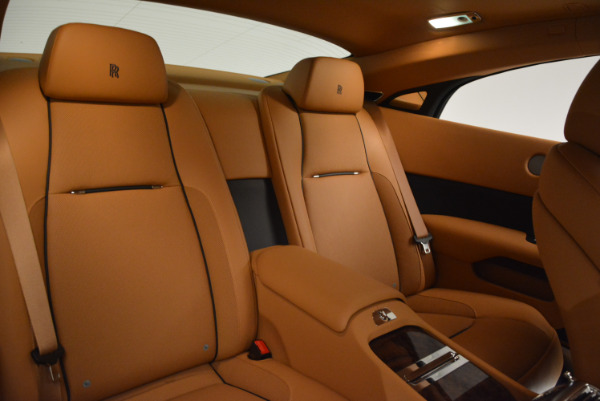 Used 2016 Rolls-Royce Wraith for sale Sold at Bentley Greenwich in Greenwich CT 06830 21
