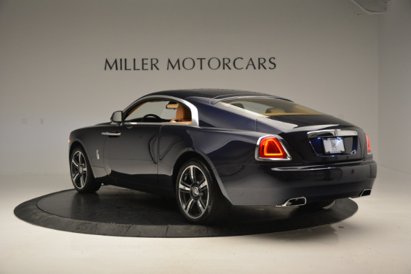 Used 2016 Rolls-Royce Wraith for sale Sold at Bentley Greenwich in Greenwich CT 06830 3