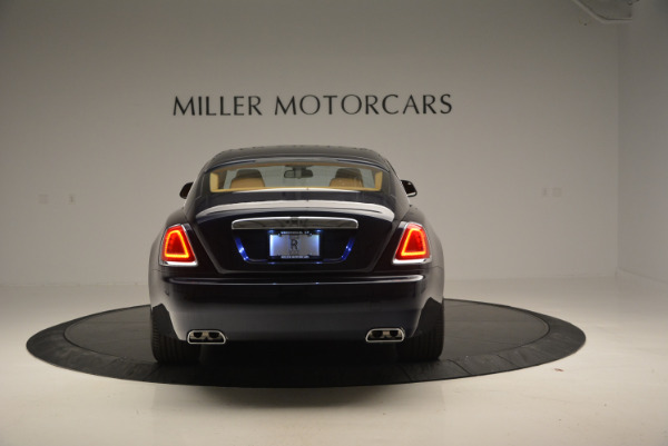 Used 2016 Rolls-Royce Wraith for sale Sold at Bentley Greenwich in Greenwich CT 06830 4