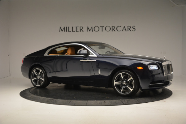 Used 2016 Rolls-Royce Wraith for sale Sold at Bentley Greenwich in Greenwich CT 06830 7