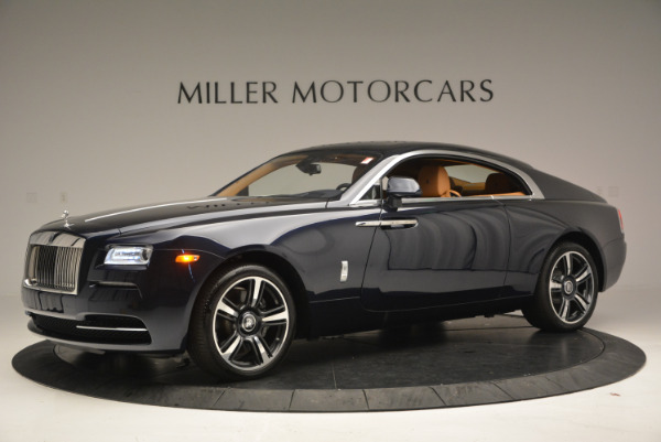 Used 2016 Rolls-Royce Wraith for sale Sold at Bentley Greenwich in Greenwich CT 06830 1