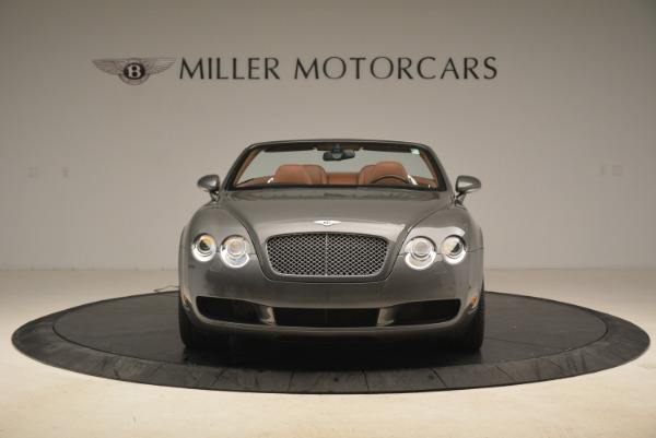 Used 2008 Bentley Continental GT W12 for sale Sold at Bentley Greenwich in Greenwich CT 06830 12