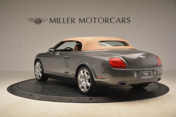 Used 2008 Bentley Continental GT W12 for sale Sold at Bentley Greenwich in Greenwich CT 06830 17